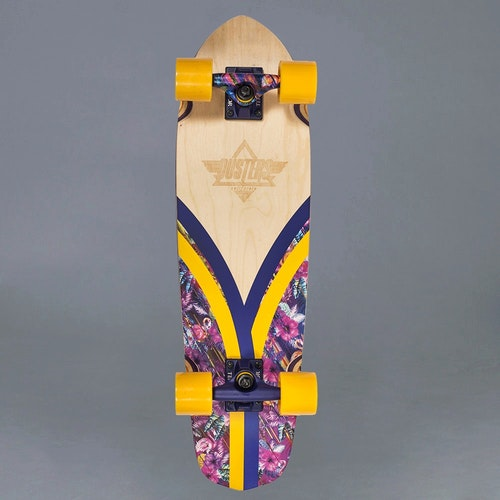 Dusters Flashback Tripycal Purple 28""