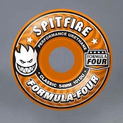 Spitfire Formula four 54mm 101A skateboard hjul