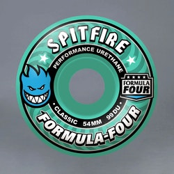 Spitfire Formula four 53mm 99A skateboard hjul