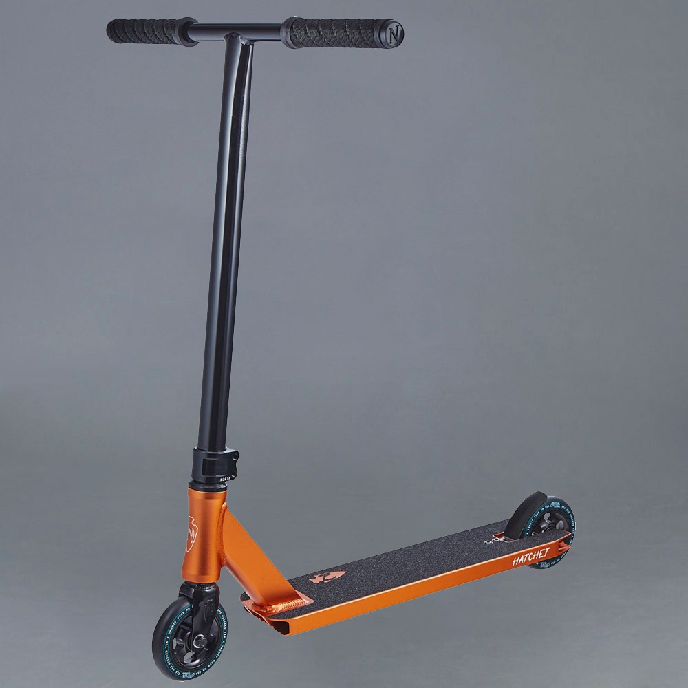 North Hatchet Orange Kickbike