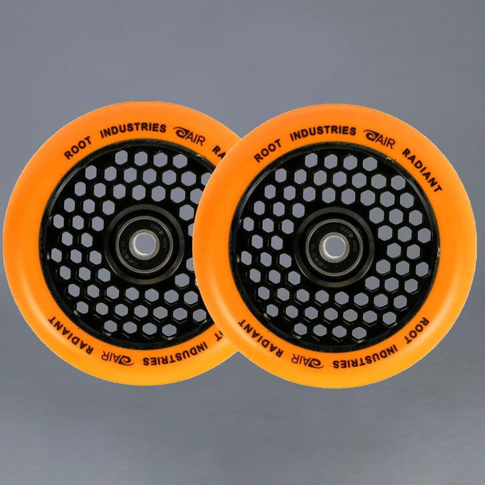 Root Industries Honeycore Orange 2-pack Sparkcykel Hjul