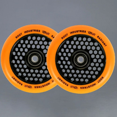 Root Industries Honeycore Orange 2-pack Sparkcykel Hjul