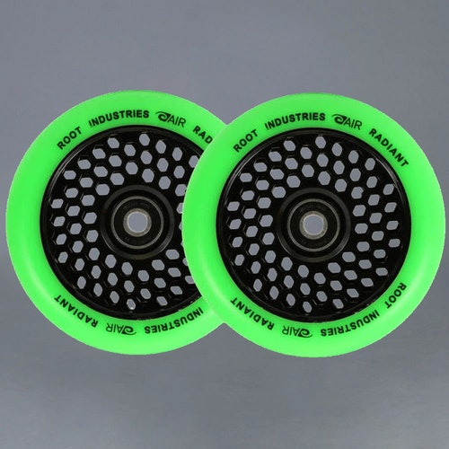 Root Industries Honeycore Green 2-pack Sparkcykel Hjul