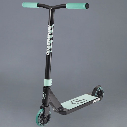 Dominator Trooper Teal Komplett Kickbike