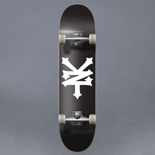 """Zoo York OG 8"""" svart Komplett Skateboard"""