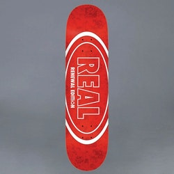 "Real Floral Renewal 8.06"" Skateboard deck"