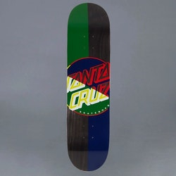 "Santa Cruz Dot Blocker 8"" Skateboard deck"