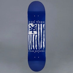"Zoo York Zunited 8"" Skateboard deck"