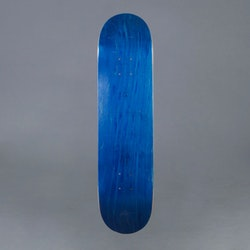 "NB Skateboard Deck Blue 7.75"""