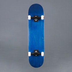 NB Skateboard Komplett Blue 7.75""