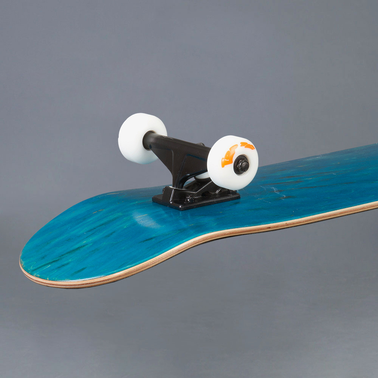 """NB Skateboard Komplett Teal 8.125"""""""