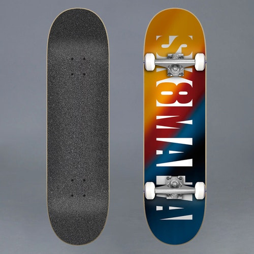 """Sk8Mafia OG Logo Blur 8.0"""" Komplett Skateboard"""