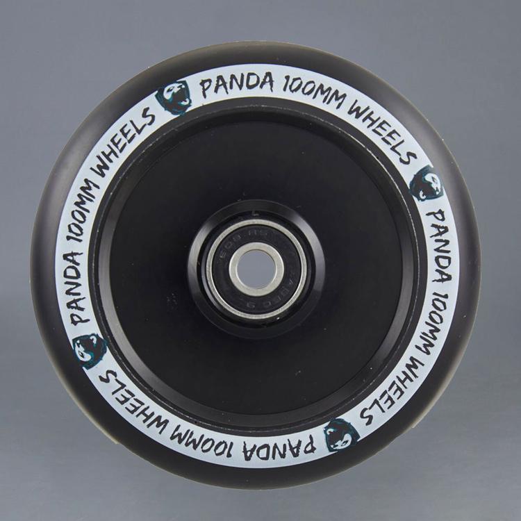 Panda Balloon Fullcore Sparkcykel Hjul 100mm