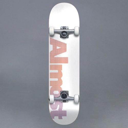 Almost Dot Logo FP multi 7.75 Komplett Skateboard