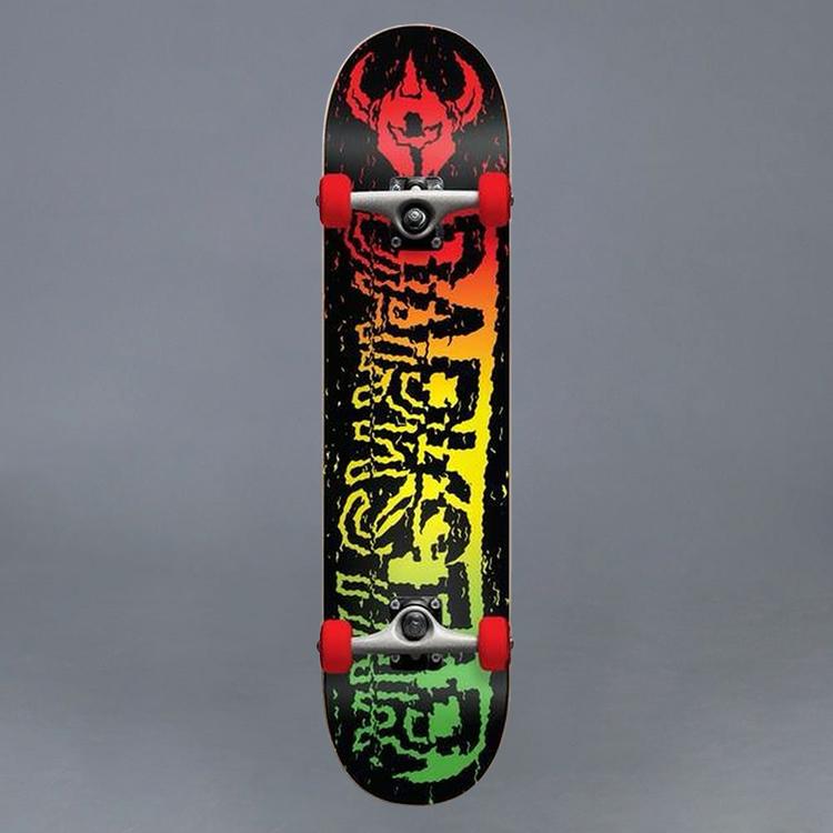 """Darkstar VHS FP Rasta 7.5"""" Komplett Skateboard"""