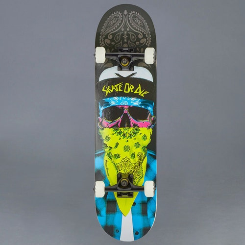 "Speed Demons Gang Mob 7.75"" Komplett Skateboard"