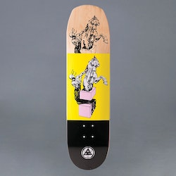 "Welcome Hierophant 8.375"" Skateboard Deck"