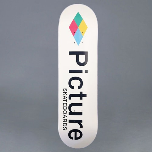 """Picture """"Picturoid"""" 7.75"""" Skateboard Deck"""