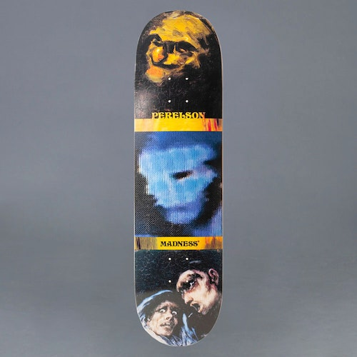 "Madness Shape Shifter R7 Pearlson 8.375"" Skateboard Deck"