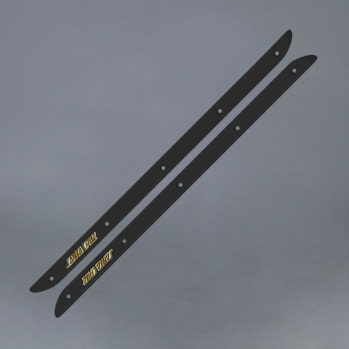 Santa Cruz Slimline Rails Black