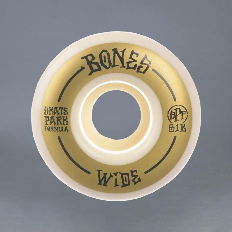 Bones SPF Wide 54mm 81B Skateboard Hjul