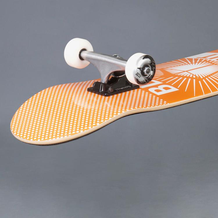 """Blueprint Pachinko Orange 8.25"""" Komplett Skateboard"""