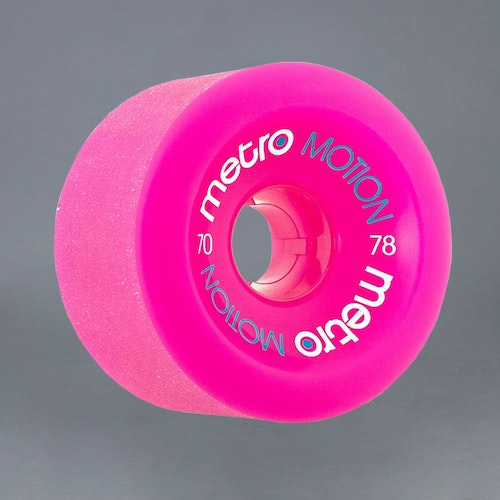 Metro Motion 70mm, 78A (Pink)