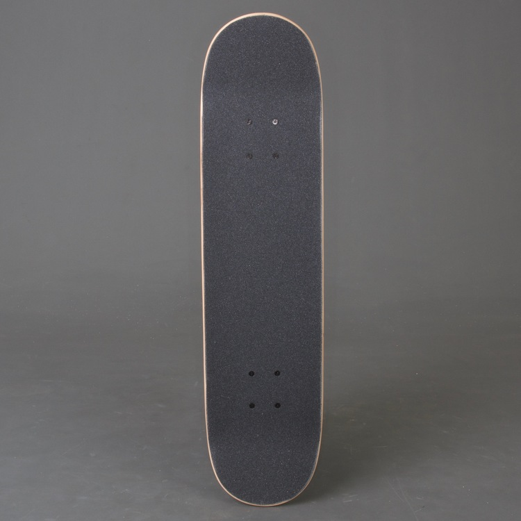 "Mini Logo Peacock Feather Skateboard Komplett 7.5"""