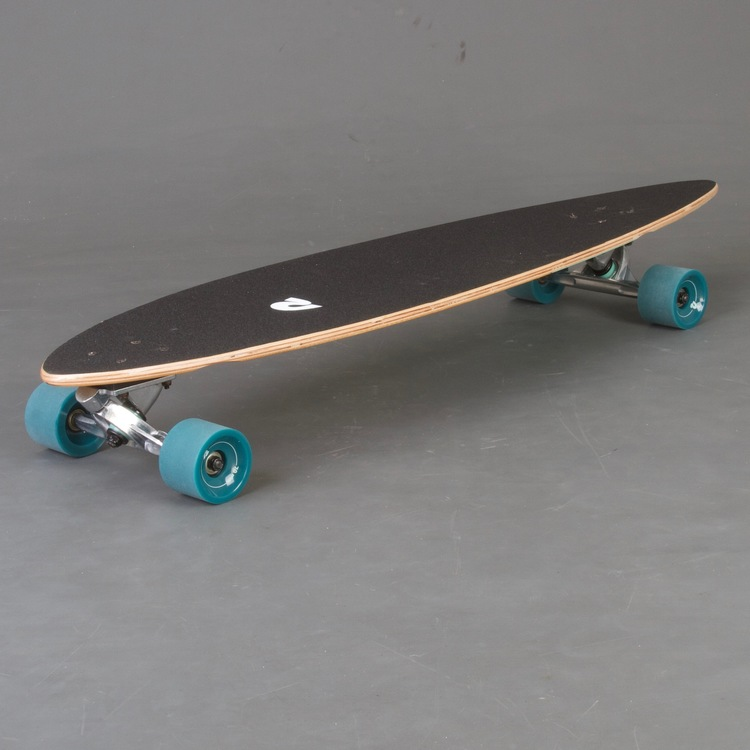 Retro S Pintail Bondi Wave Longboard Komplett