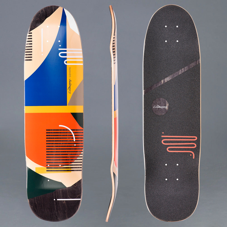 Loaded Hola Lou Coyote 78cm Longboard Deck