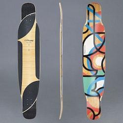 "Loaded Bhangra V2 48.5"" Longboard Deck"