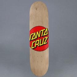 Santa Cruz Classic Dot 8.375 Skateboard Deck