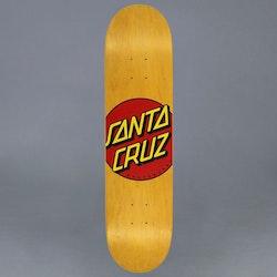 Santa Cruz Classic Dot 7.75 Skateboard Deck