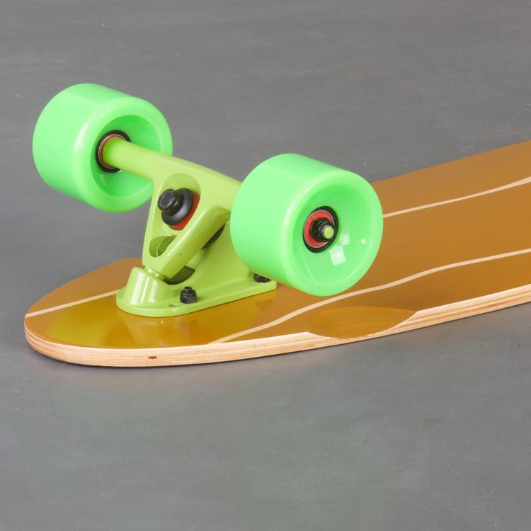 NoBrand Kicktail Green Komplett 38,5 STD
