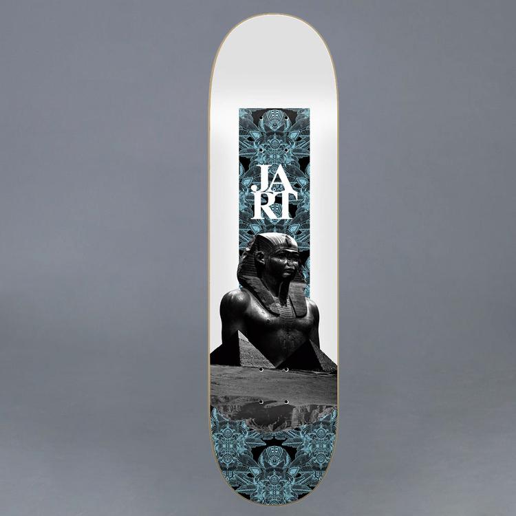 """Jart Abstraction Skateboard Deck 7.87"""""""