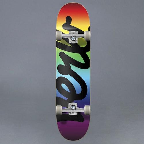 "Verb Spectrum Komplett Skateboard 7.75"""