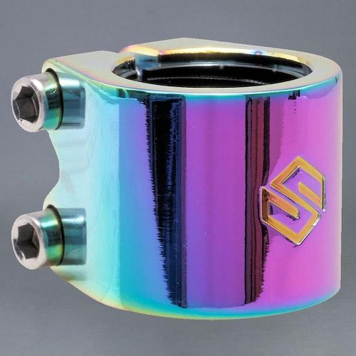 Striker Lux Rainbow Double Clamp