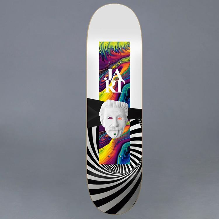 """Jart Abstraction Skateboard Deck 8.375"""""""
