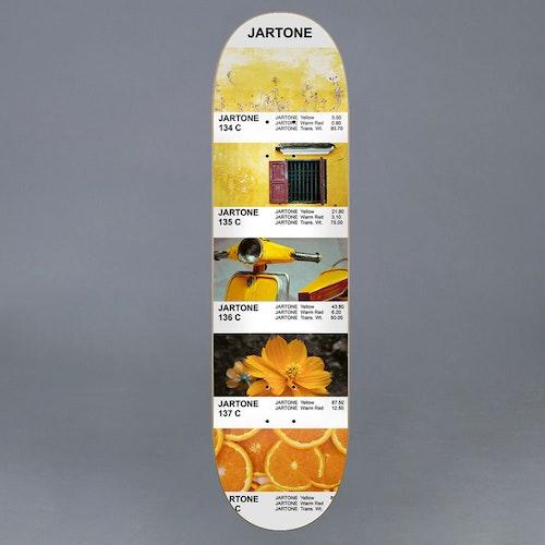 Jart Jartone II 8.25 Skateboard Deck