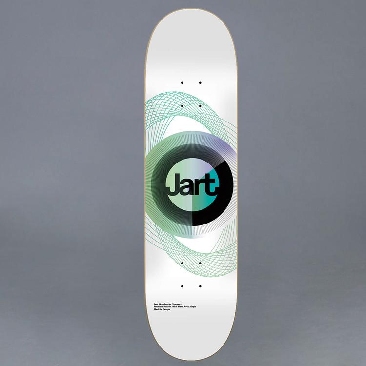 Jart Digital 8.5 Skateboard Deck