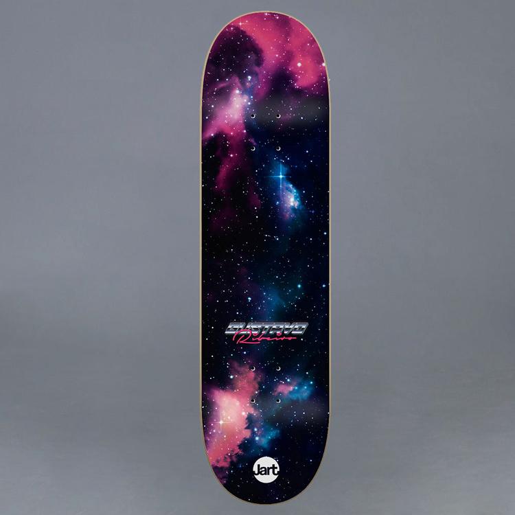 "Jart Universe Skateboard Deck 8"""