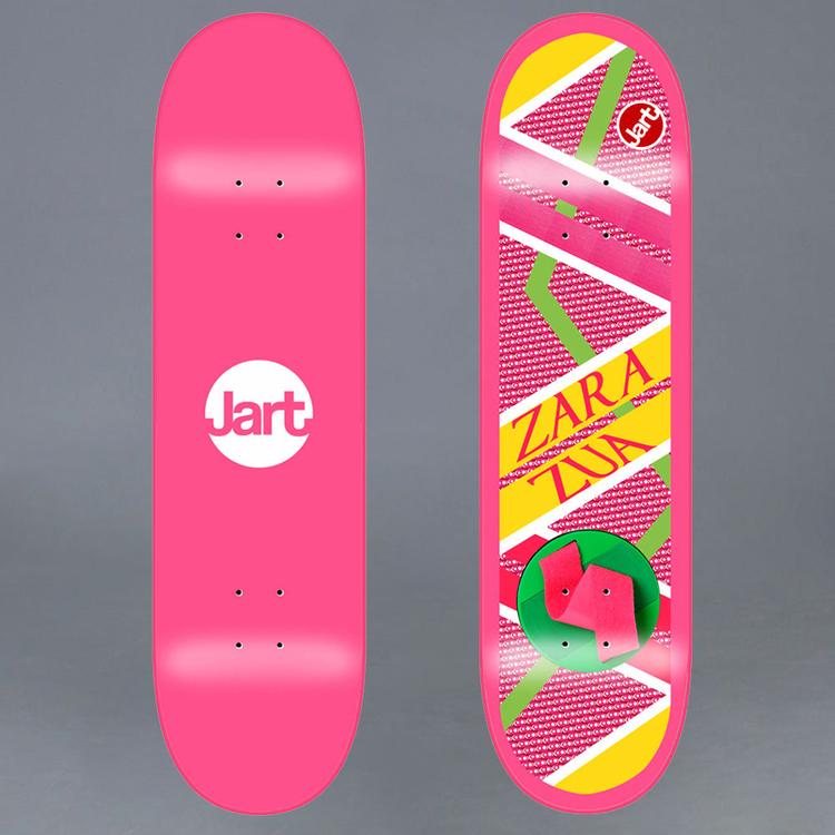 """Jart Hoverboard Skateboard Deck 7.75"""""""