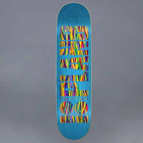 "Plan B Team OG Sheffey Skateboard Deck 8"""