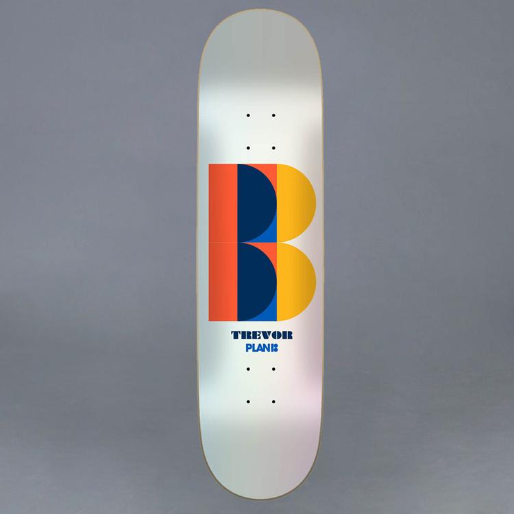 Plan B Trevor Deco 8.375 Skateboard Deck