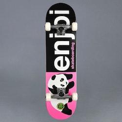Enjoi Half And Half Pink 8.0 Komplett Skateboard