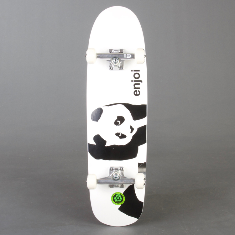 "Enjoi Whitey Panda Komplett Cruiser 31"""