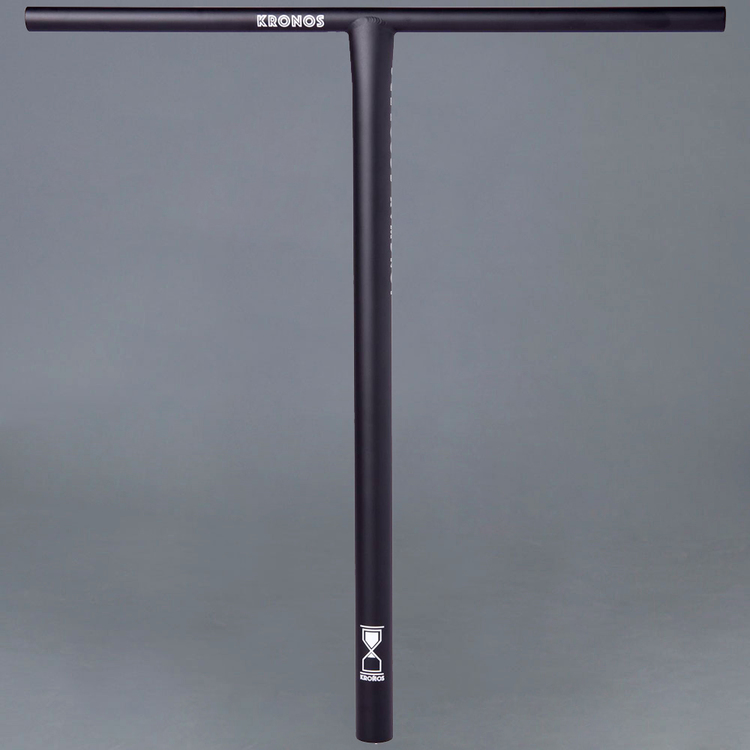 Longway Kronos Titanium Black 65cm Kickbike Styre