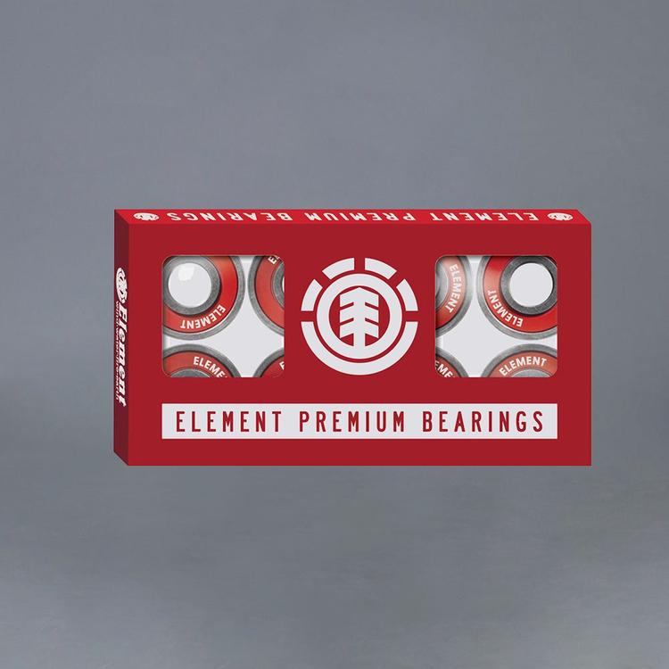 Element Premium Skateboard Kullager