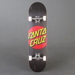 """Santa Cruz BLK Komplett Skateboard 8.25"""""""