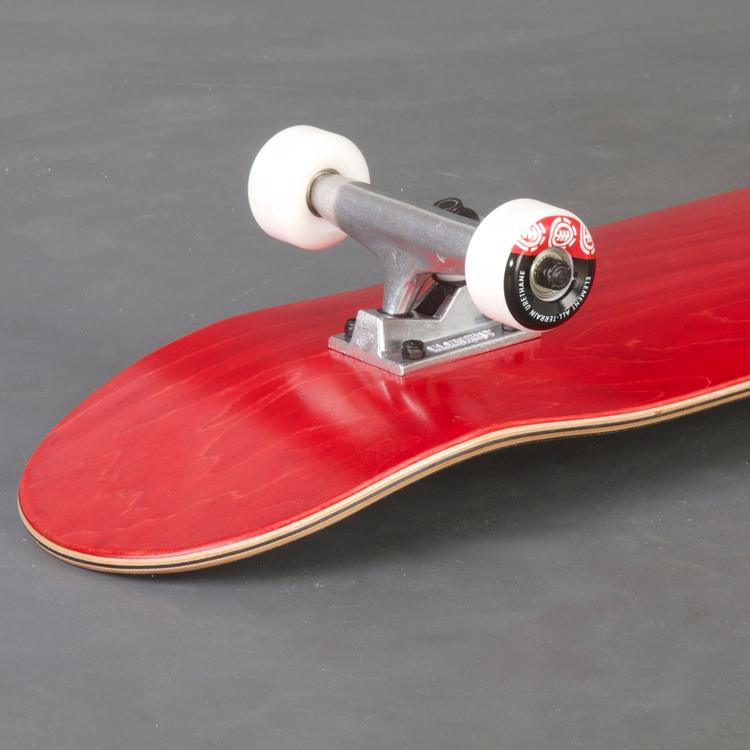 """NB RED 8.0"""" Komplett Skateboard"""